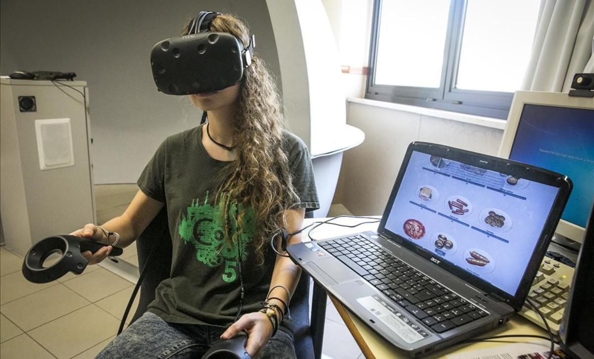 Realidad virtual para tratar la bulimia y la anorexia - Como tratar la bulimia en casa ...