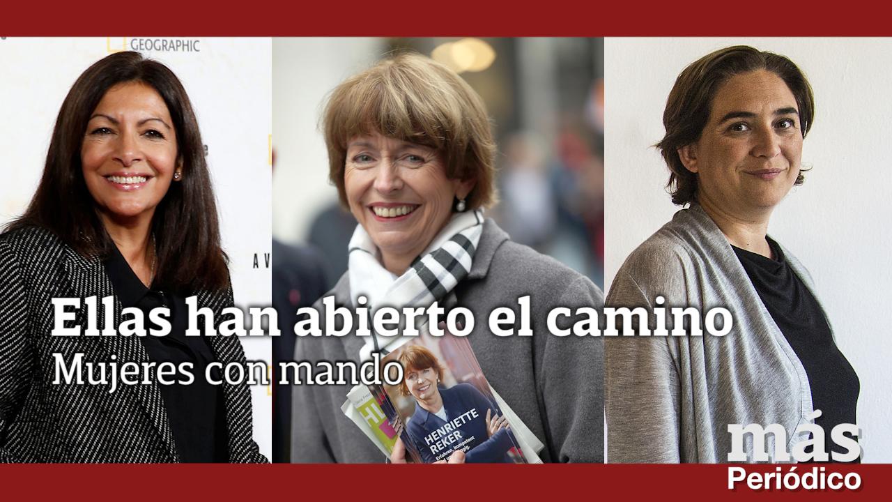 V�deo promocional contenido M�s Peri�dico, Alcaldesas.
