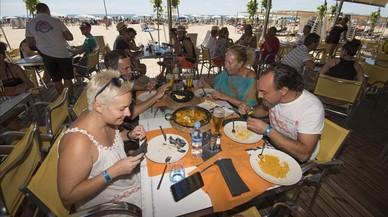 El turisme interior ja supera el nivell d'abans de la crisi