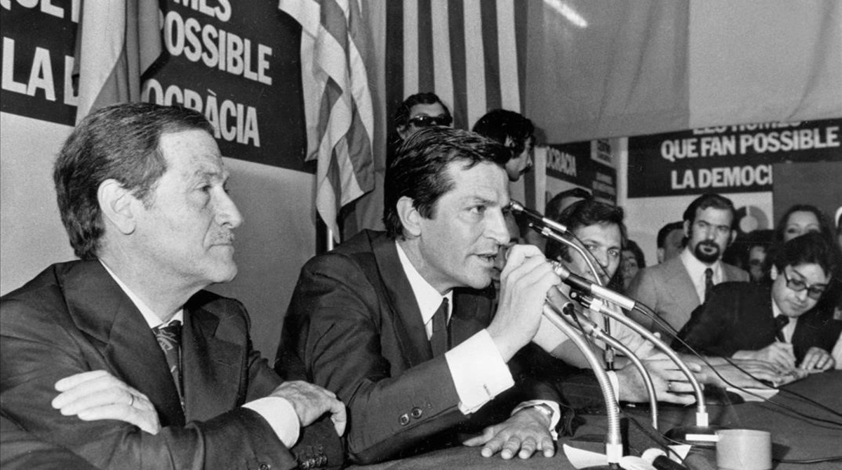 Curiosidades de las primeras elecciones tras la dictadura franquista en el 40º aniversario