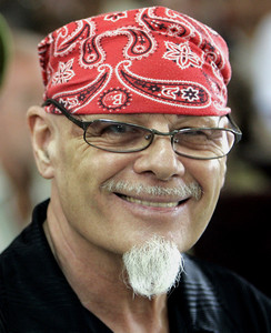 El cantante Gary Glitter. AP