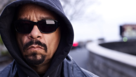 El rapero Ice-T es el narrador de la cinta 'Something from nothing'.