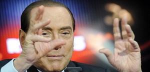 Berlusconi, durante la entrevista con la cadena radiof�nica RTL, este lunes.