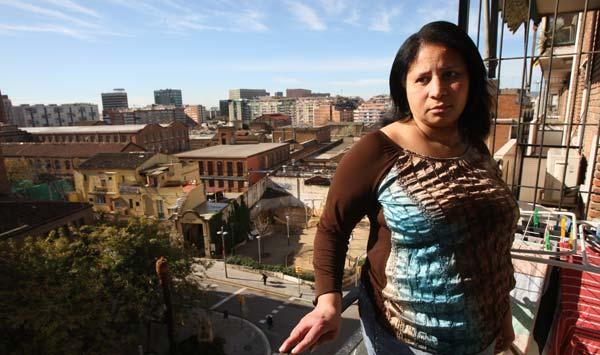 Mujeres en lucha. 8-M Contra la desigualdad