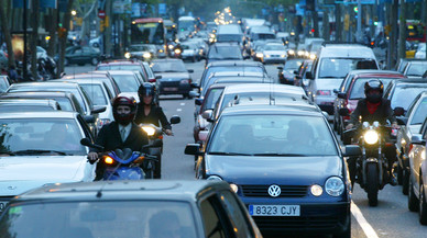 Aquests són els carrers tallats a Barcelona pel Dia sense Cotxes 2016