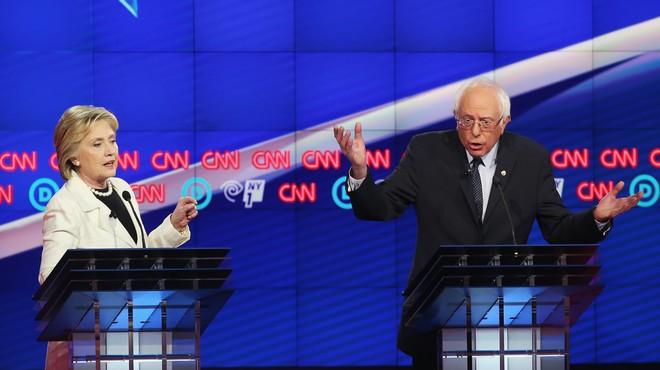 No queda amor entre Hillary i Bernie