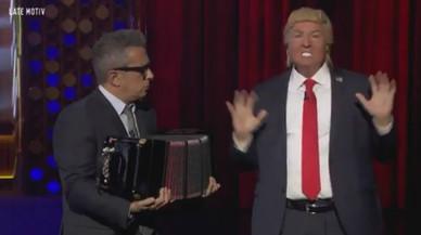 La paròdia de Donald Trump al programa de Buenafuente