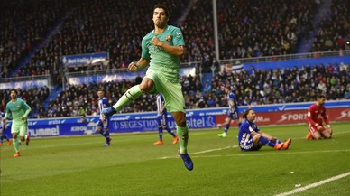 Tarda (gairebé) perfecta del Barça