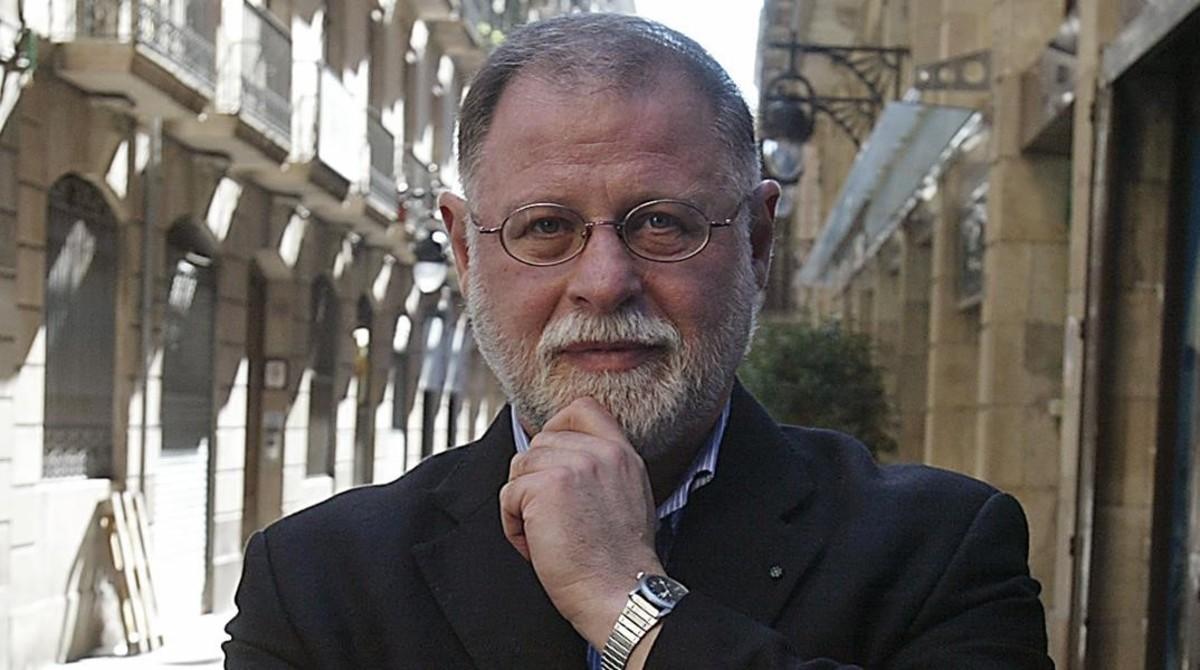 El escritor argentino-canadiense Alberto Manguel.