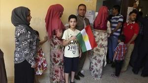 referendum independencia kurdistan irtaqui