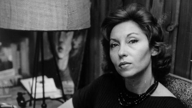 La escritora brasileña Clarice Lispector.