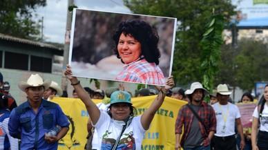 Berta Cáceres, una dona assassinada per defensar la seva gent