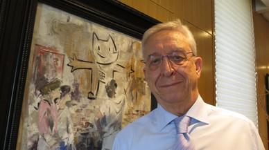 Josep Miquel Abad: «És dolorós i injust que Maragall no pugui disfrutar d'aquesta festa»