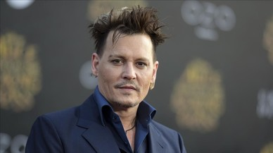 Johnny Depp entra en l'univers Harry Potter amb 'Animals fantàstics i on trobar-los'