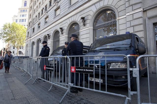 El secretario de Estado de Interior dice que Puig le pidió el despliegue de Guardia Civil y Policía Nacional