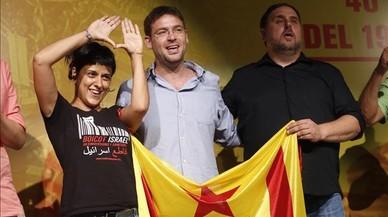 Resultado de imagen de Junqueras, Puigdemont y Anna Gabriel