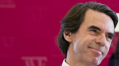 """Aznar, """"muy preocupado"""" por """"ciertas"""" actitudes de Trump, sobre todo con la OTAN"""