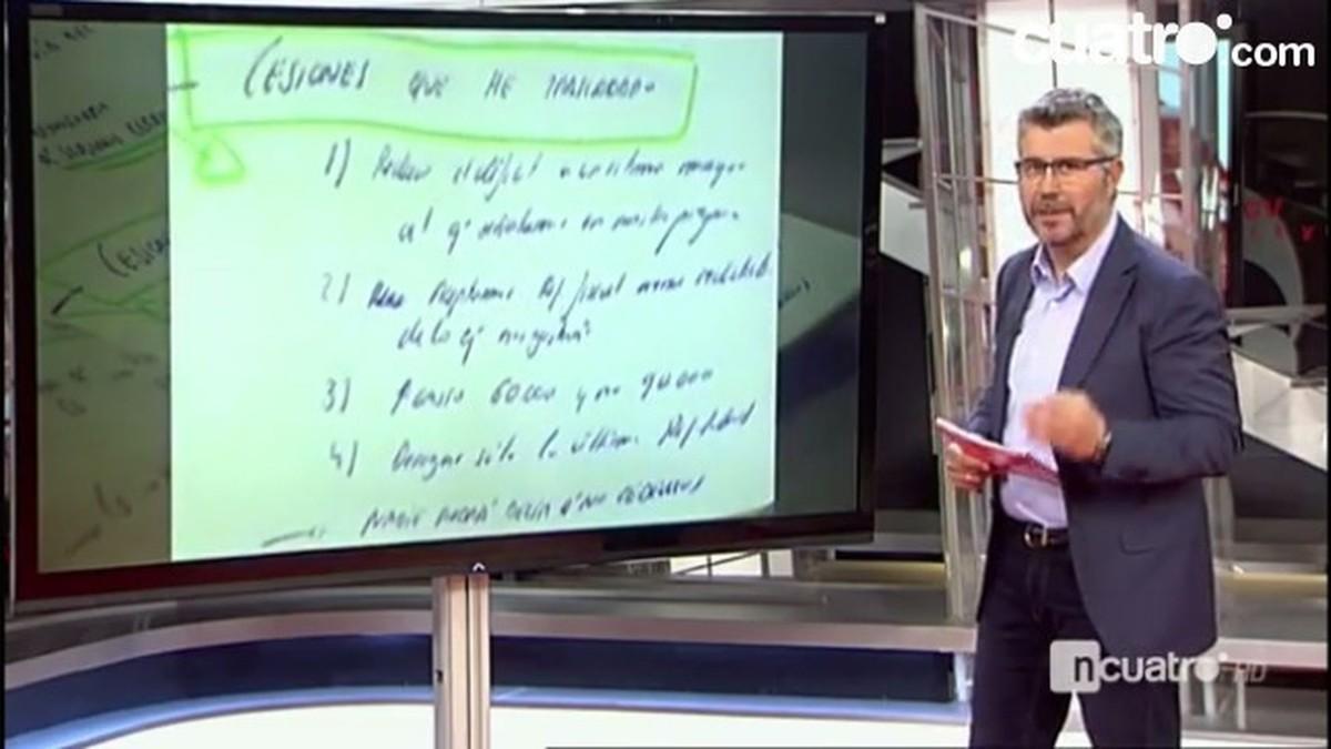 Les 'cessions' que Pablo Iglesias hauria ofert a Pedro S�nchez