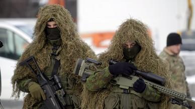 Alta tensió al Bàltic: Així es prepara Lituània per a atacs des de Rússia