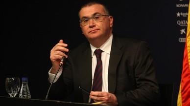 El Barça destitueix Roura com a director de comunicació