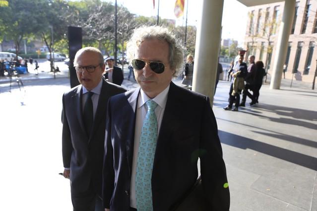 Ildefonso Falcones niega ante el juez que haya defraudado 1,47 millones de euros