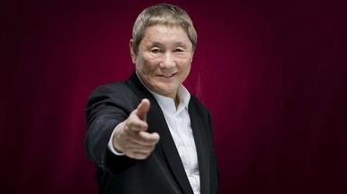 """Takeshi Kitano: """"A la màfia li encanten les meves pel·lícules"""""""