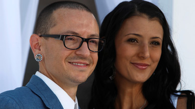 La emotiva carta de Talinda Bennington, la viuda del cantante de Linkin Park