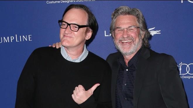 Los diseñadores de vestuario premian a Tarantino y Blanchett