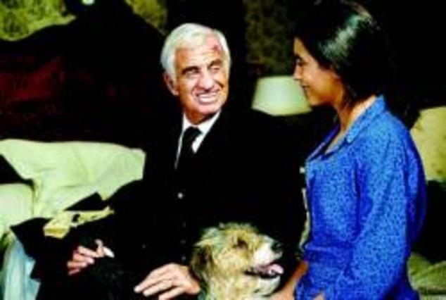 Jean paul belmondo vuelve al cine tras recuperarse de una apoplej a - Pelicula francesa silla ruedas ...