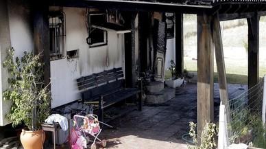 Mor la dona ferida en l'incendi de Vejer