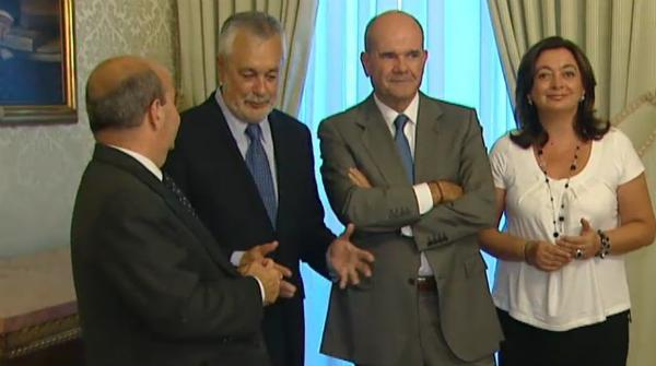 La jutge Alaya demana la imputació de Manuel Chaves i José Antonio Griñán