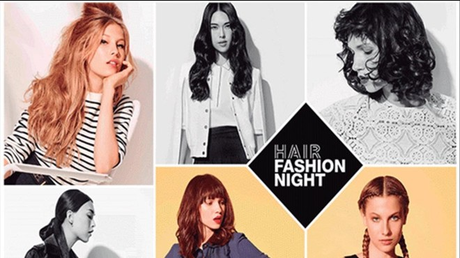 L'Or�al Professionnel celebra la 'Hair Fashion Night', la gran noche de la peluquer�a.