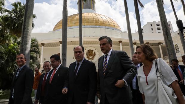 El Congrés de Veneçuela no reconeix la Constituent de Maduro