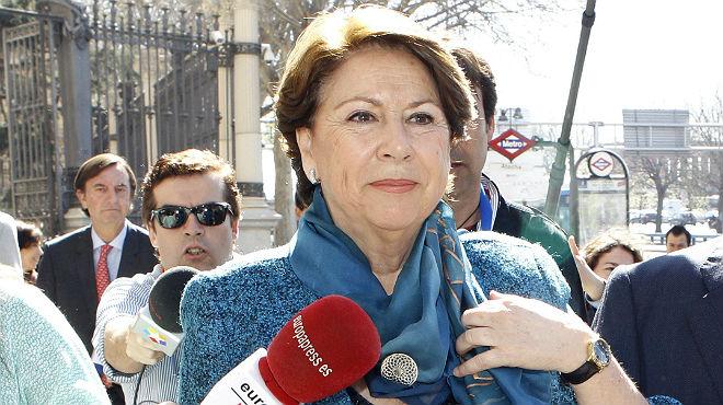 """Magdalena Álvarez diu que no dimitirà i demostrarà la """"injustícia"""" que pateix"""