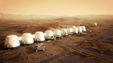 Mart, un territori hostil sense recursos valuosos