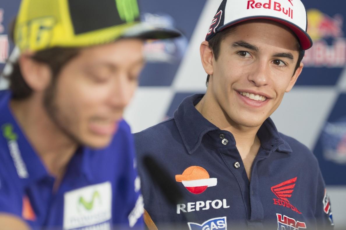 Argentina-2015, el día que Márquez dudó de Rossi