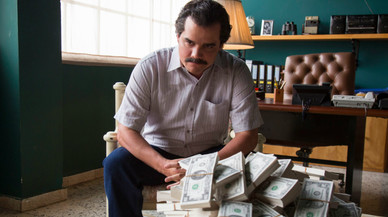 "Roberto Escobar: ""Si no recibimos mil millones de dólares de Netflix, les cerraremos el 'show'"""