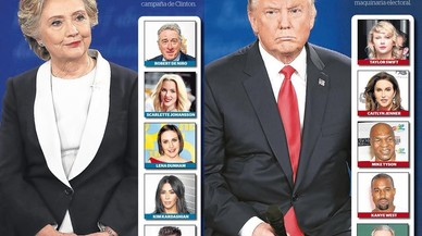 Tots (o gairebé) contra Trump