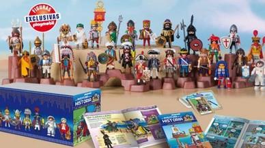 Playmobil i Planeta DeAgostini rectifiquen: inclouran dones en la seva col·lecció històrica