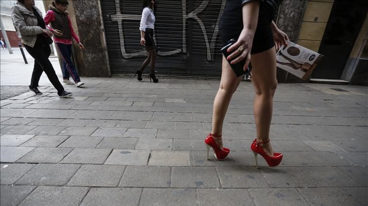 la prostiticion prostitución voluntaria