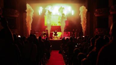 El público del Tívoli bailó al ritmo potente de Music Has No Limits.