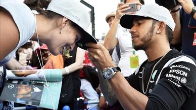 """Hamilton: """"Si Rosberg és campió, ho encaixaré com un home"""""""