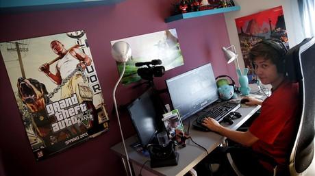 El Rubius, 'youtuber' con un gran seguyimiento en la televisi�n conectada.