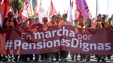 Pensionistes cada dia més pobres