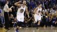 Curry y los Warriors abusan de Lebron James sin piedad (126-91)