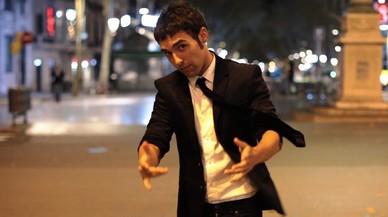 Antonio Díaz fascina con su magia