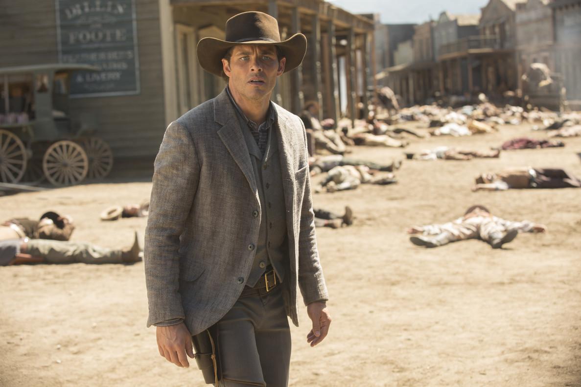 """""""'Westworld' no es una serie sobre inteligencia artificial, sino sobre lo que significa ser humano"""""""
