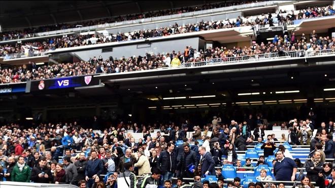 Springsteen evita que el Bernabéu aculli la final de Copa del Rei
