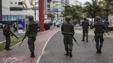 Una vaga de policies desencadena una onada d'assassinats en un estat del Brasil