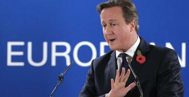 Cameron se planta ante la UE